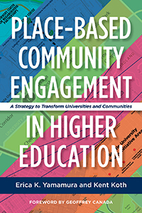 Place-Based Community Engagement in Higher Education book cover