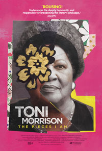 Toni Morrison: The Pieces I Am film poster