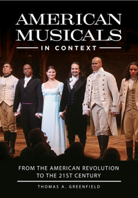 cover of American Musicals in Context: From the American Revolution to the 21st Century