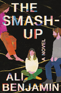 Cover of the Smash-Up by Ali Benjamin