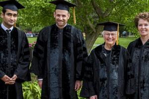 2017 Honorary Degree Recipients