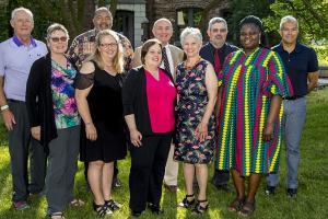 2018 Alumni Award winners
