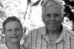 Ron Stanford '71 and Fay Hazelcorn Stanford '72