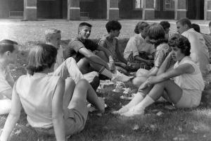 New Student Days 1963