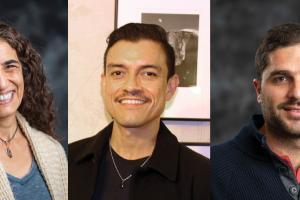 Zoé Strecker, Juan Castaño, Juan Carlos Pérez Borja
