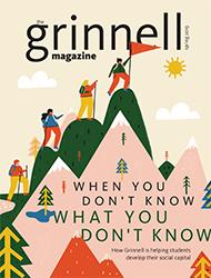 2019 Spring Grinnell Magazine COVER