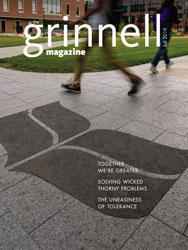 2019 Fall Grinnell Magazine cover